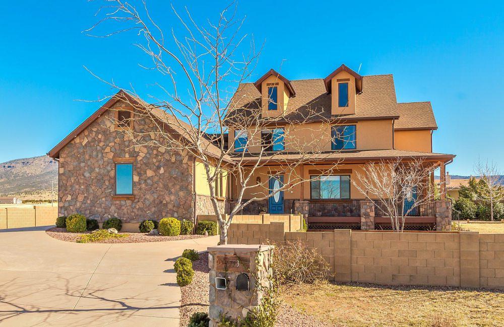 8743 N Powderhorn Lane Prescott Valley, AZ 86315